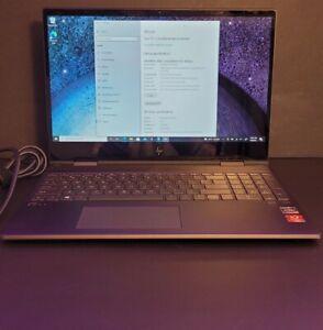 Hp Envy x360 Convertible 15m-ds0011dx
