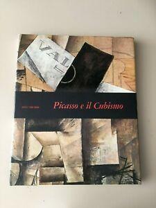 Libri d'arte Picasso e il Cubismo Fabbri Editore 1967