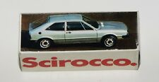 Reprobox Schuco 1:43 - VW Scirocco - Werbebox für Volkswagen
