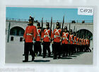 C4928cgt Canada Old Fort Henry Kingston Ontario Guard postcard