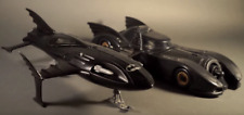 Batman Dark Knight Collection* 1 Batskiboat Vehicle only Kenner both Missiles
