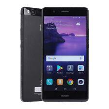 Huawei P9 Lite Dual-SIM 16GB schwarz Android Smartphone Gebrauchtware akzeptabel