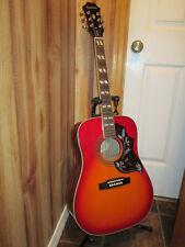 Epiphone Hummingbird 6 String Acoustic Guitar