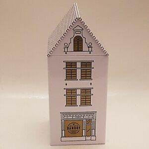 Decorative Tin Dandoy Belgian Biscuit Collectable Tin Belgian Shop Design (BC)