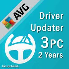 AVG Driver Updater 2021 3 PC 3 Appareils 2 Ans AVG 2021 FR EU