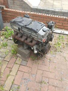 Mercedes Benz E250 engine