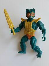Masters of the Universe vintage Mer-Man action figure MotU Mattel
