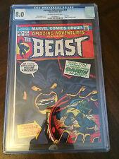 Marvel Comics: Amazing Adventures #17 CGC 8.0 (Beast)