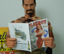 1/6 Scale Custom Playboy Jessica Rabbit - includes several interior pages