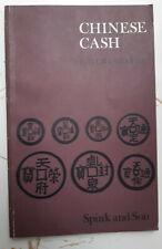 Cresswell, O. D., 1971. Chinese cash 中国 China Chine