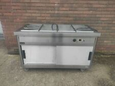 More details for £745 plus vat, lincat panther p6b4 hot cupboard with 4 x 1/1 wet bain marie top
