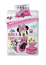 Disney Minnie & Mickey Maus Mouse Bettwäsche 140 x 200 cm (526901)