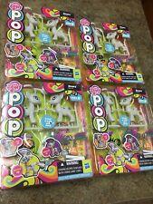Lot Of 4 My Little Pony Zecora Style Kit Brand New Sealed