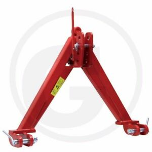 TRACTOR A FRAME CAT 2 UP TO 1400KG ALSO SUITABLE FOR TOP LINKS WITH TAIL HOOK