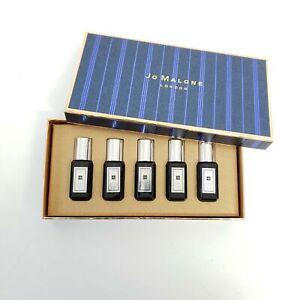 Jo Malone London Cologne Intense Gift Set Collection x5 9ml   NEW