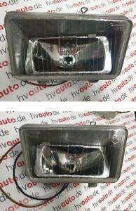 Set Lancia Delta Integral Fog Light Fog Lights Foglights Fari Siem