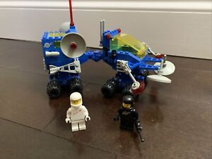 Lego Vintage Classic Space 6928 Space Uranium Search Vehicle 100% Complete