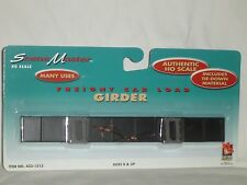 LIFE-LIKE TRAINS HO SCALE SCENE MASTER FREIGHT CAR LOAD GIRDER #433-1515