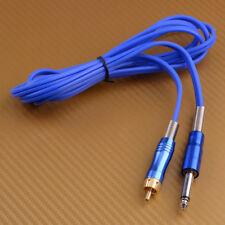 1.8M Cordon Cable Alimentation RCA Clip Cord pour Machine à Tatouer Tatouage