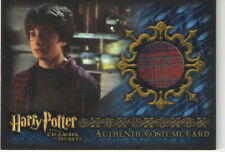 HARRY POTTER Chamber of Secrets Costume Card Daniel Radcliffe C1