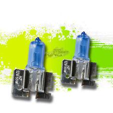 H2 5000K PAIR HALOGEN GAS WHITE  REPLACEMENT FOG LIGHT BULBS JAGUAR/LINCOLN/FORD