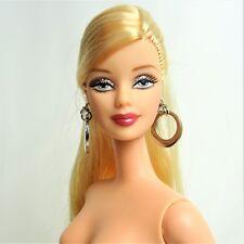Barbie Desnuda Muñeca Zodíaco Capricornio Pink Label como nuevo fuera de caja