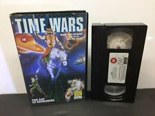 Time Wars- PAL VHS - Ex-Rental Big Box Tape