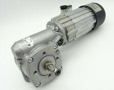 Getriebemotor DUNKERMOTOREN Elektromotor DR62.0X80-2 Getriebe SGF120 33U/min 87W