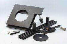 * RARO * Olympus STADIO PIASTRA + PROP PLAT per microscopio IMT-2 20903