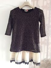 RIVER ISLAND CHELSEA GIRL BEAUTIFUL MINI DRESS SIZE 10/36 Used twice!