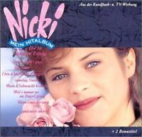 Nicki Mein Hit Album (1989, incl. 2 Maxis) [CD]