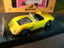 1/43 ARTMODEL FERRARI 500 TRC jaune 015