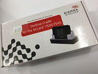 Sierra Wireless AirCard 753S,754S Telstra WiFi Desktop Charging Cradle Brand New