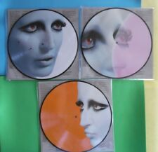 MINA -  BLOCCO 3 PICTURE DISC - MAEBA N1/ N.2/ N.3 - del disco 2 la copia e' n.2