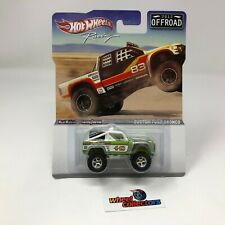 Custom Ford Bronco * Hot Wheels Racing OFFROAD * JD20