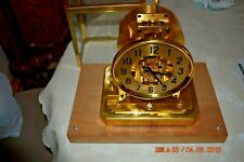 Atmos Clock Jaeger LeCoultre working