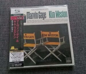 Marvin Gaye KIM WESTON Take Two JAPAN MINI LP SHM CD SEALED