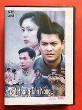 DAT HOANG TINH NONG -  PHIM BO HONGKONG - 10 DVD - USLT