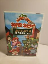 Super Mario Bros. Super Show - Showdown In Brooklyn (DVD, 2009)