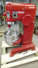 Hobart 60qt Mixer H600 with new bowl, dough hook & 220 volt 3 phase 2hp