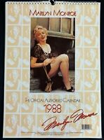 91-marilyn monroe, calendar, danilo promotions, 1988