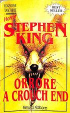 "[874] ECONOMICA TASCABILE ed. Fanucci 1990 n.  5 King ""Orrore a Crouch End"""