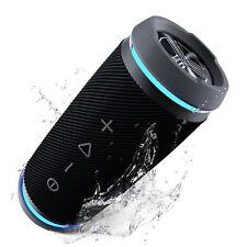 Treblab HD77 лучшая Bluetooth динамик портативный беспроводной 25 Вт громкий стерео водонепроницаемый