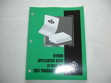 NEW Mack Trucks Vendor Application V-MAC IV 4 Emissions Shop Service Manual  REV