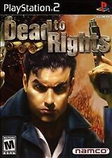 PlayStation2 : Dead to Rights VideoGames