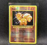 Vulpix 14/108 Reverse Holo Near Mint Pokémon : XY EVOLUTIONS