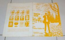 Spartiti FRANCESCO GUCCINI Via Paolo Fabbri 43 - 1977 Songbook Sheet music