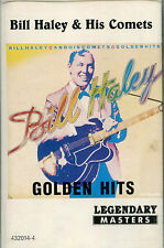 Bill Haley And His Comets Golden Hits - Cassette Tape