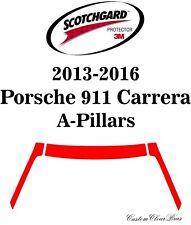 3M Scotchgard Paint Protection Film 2013 2014 2015 2016 Porsche 911 Carrera