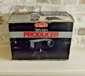 Optex Realisateur TeleVideo Producer Model VS612 In Box